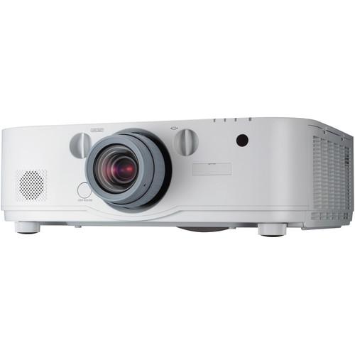 NEC NP-PA672W 6700 Lumen WXGA Professional Installation LCD Projector (No Lens)