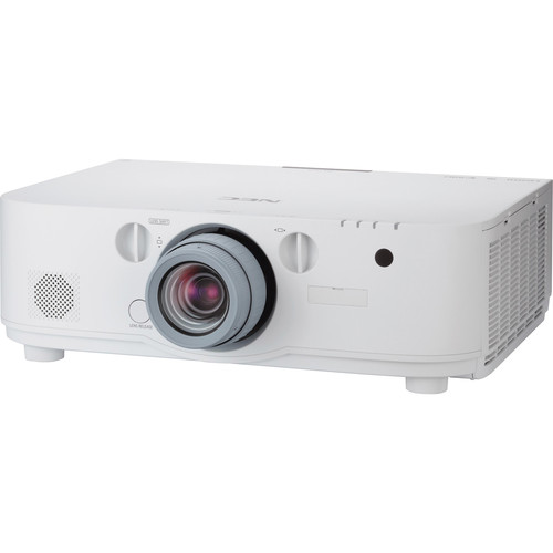 NEC NP-PA722X-13ZL 7200 Lumen XGA Professional Installation LCD Projector with NP13ZL Lens
