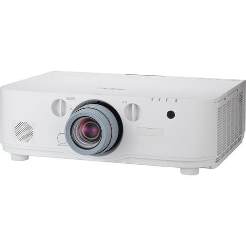 NEC NP-PA722X 7200 Lumen XGA Professional Installation LCD Projector (No Lens)