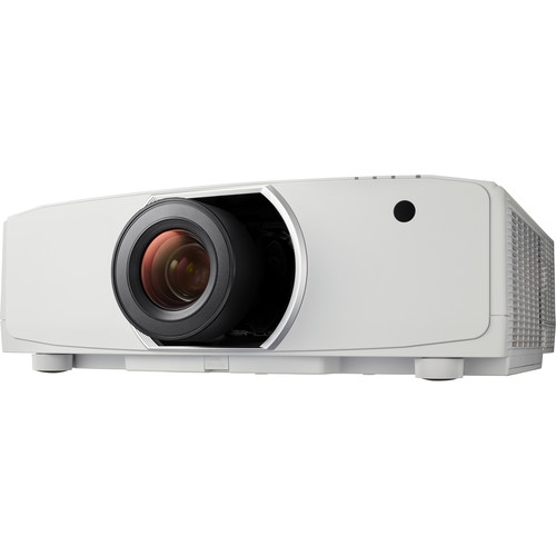 NEC PA Series NP-PA803UL 8000-Lumen WUXGA LCD Professional Installation Laser Projector (No Lens)