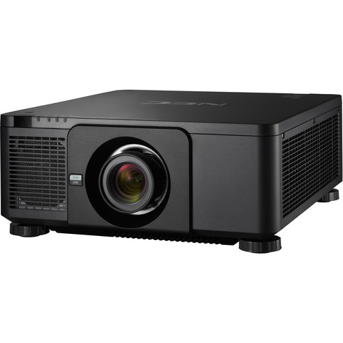 NEC PX1004UL 10,000-Lumen Professional Installation Projector without Lens (Black)