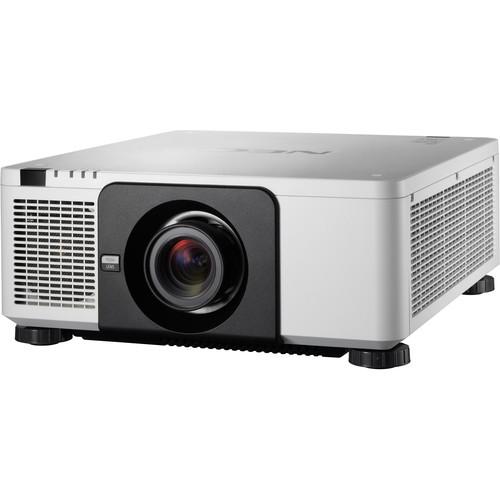 NEC NP-PX1004UL-W-18 White Projector Bundle