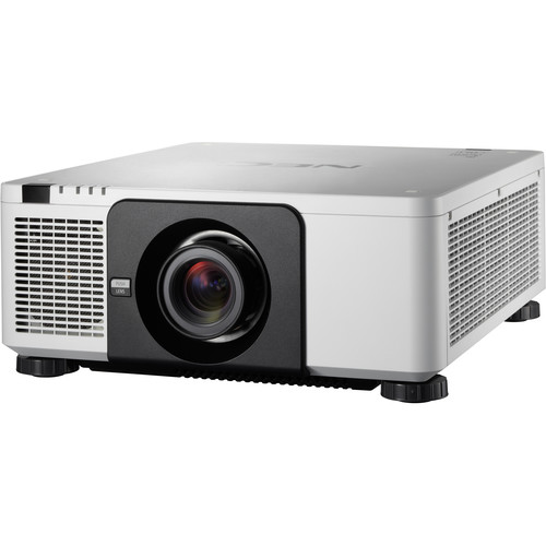 NEC PX1004UL 10,000-Lumen Professional Installation Projector without Lens (White)