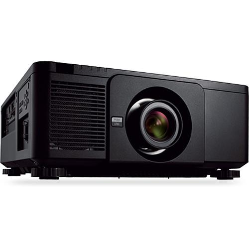 NEC 10,000-Lumen WQXGA Professional Laser Projector with Lens (Black)