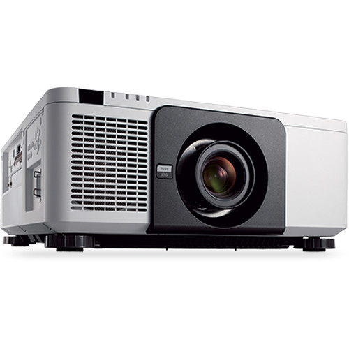 NEC 4K UHD Installation Laser Projector with NP18ZL-4K Zoom Lens (White)
