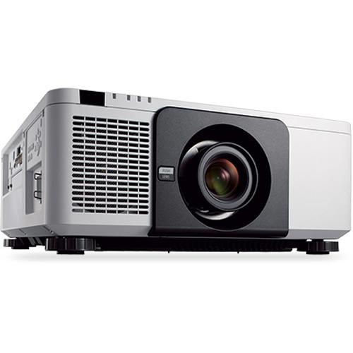 NEC 10,000-Lumen WQXGA Professional Laser Projector with Lens (White)