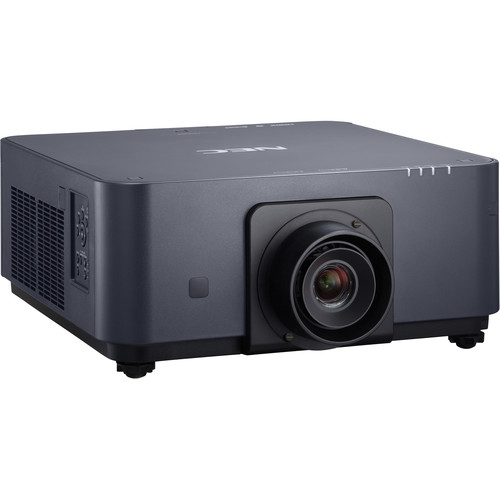 NEC NP-PX602WL-BK 6000 Lumen WXGA Professional Installation Laser DLP Projector (Black, No Lens Included)