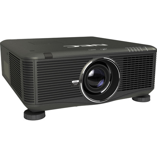 NEC NP-PX700W2-08ZL 7000 Lumen WXGA Professional Installation DLP Projector with NP08ZL Lens