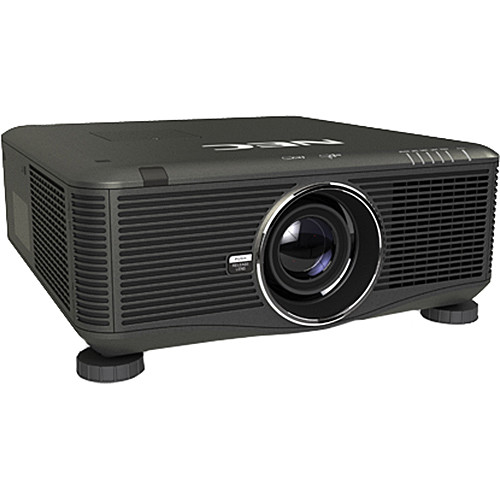 NEC NP-PX800X2-08ZL 8000 Lumen XGA Professional Installation DLP Projector with NP08ZL Lens