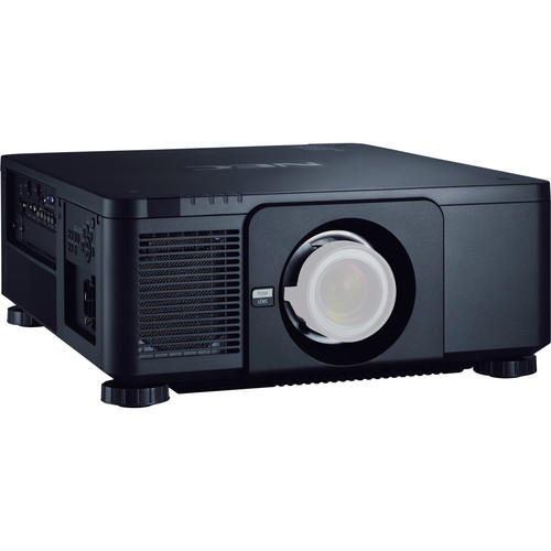 NEC PX803UL 8,000-Lumen Professional Installation Projector without Lens (Black)