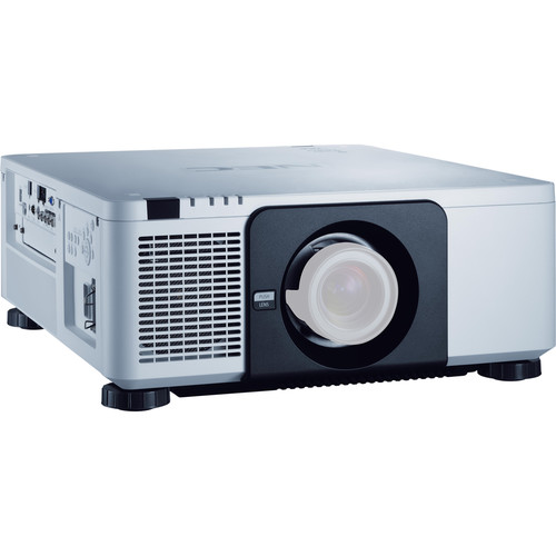 NEC PX803UL 8,000-Lumen Professional Installation Projector without Lens (White)