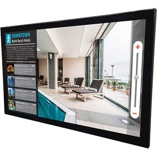 NEC Projective Capacitive Touch Add-On for P484 & V484 Displays
