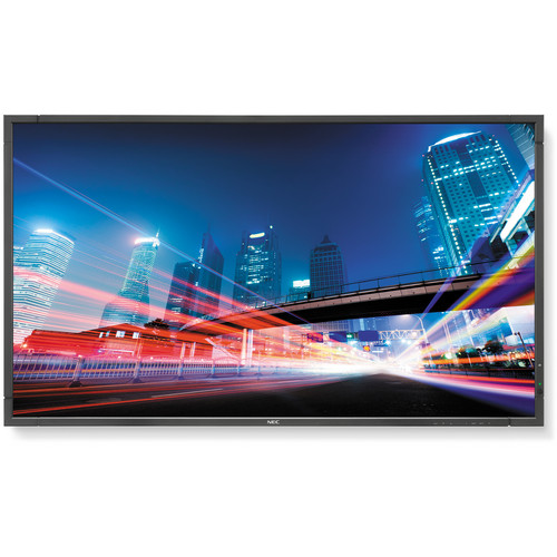 "NEC P403 40"" LED Backlit Professional-Grade Display"