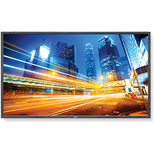"NEC P463-DRD 46"" Full HD Widescreen Edge-Lit LED SPVA LCD Display and Digital Media Player Bundle"
