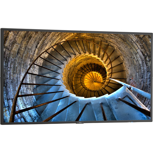 """NEC P Series 48"""" Full HD Professional-Grade Large Format Display with Integrated Tuner"""