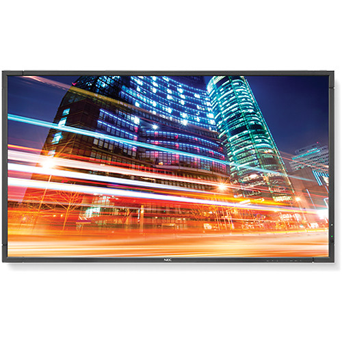 "NEC P553-DRD 55"" Full HD Widescreen Edge-Lit LED SPVA LCD Display and Digital Media Player Bundle"
