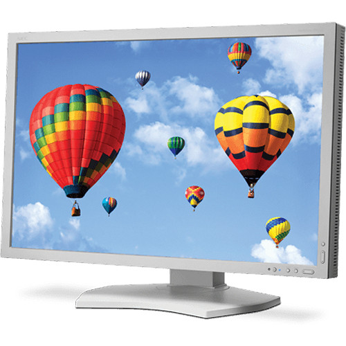 "NEC MultiSync PA302W 30"" Wide Gamut Desktop Monitor (White)"