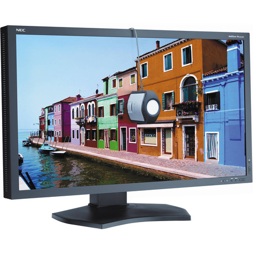 "NEC PA322UHD-BK-SV 31.5"" 16:9 UHD IPS 4K Monitor with SpectraViewII"