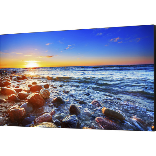 "NEC 55"" Ultra-Narrow Bezel 500 Nits S-IPS Video Wall Display"