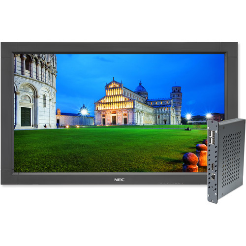 "NEC V323-2-PC2 32"" Display Bundle"