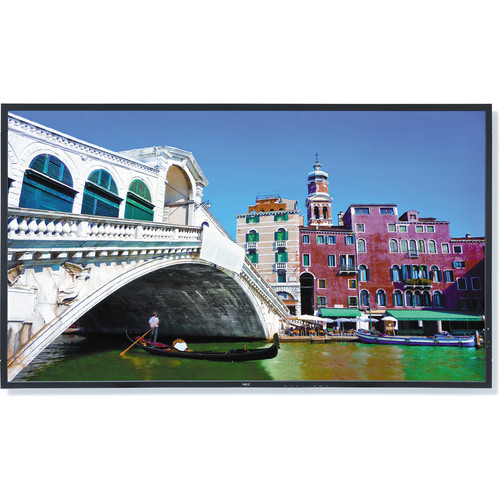 "NEC V423-AVT 42"" High-Performance LED-Backlit Commercial-Grade Display with AV Inputs & Integrated Digital Tuner"