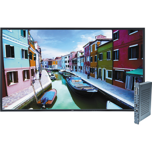 """NEC V463-PC 46"""" Digital Signage Solution with V463 & Single Board Computer"""