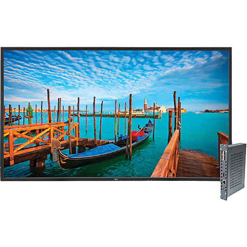 "NEC Digital Signage Solution with 55"" V552 Display & Single Board Computer"