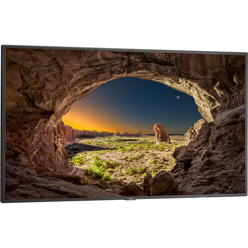 """NEC V Series 55"""" Full HD Commercial-Grade Display with Integrated Tuner"""