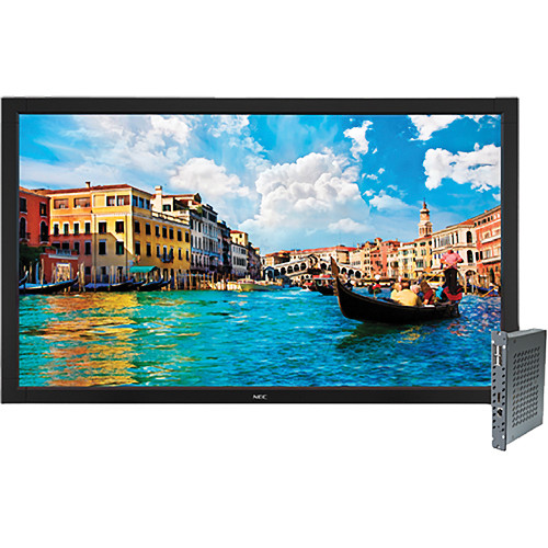 "NEC Digital Signage Solution with 65"" V652 Display & Single Board Computer"