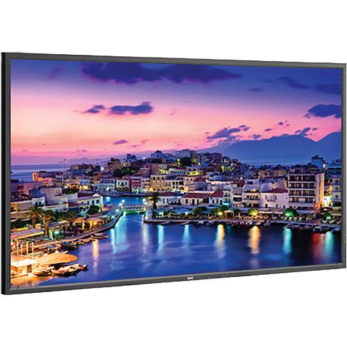 """NEC 80"""" V801 LED Display with AV Inputs & Integrated Digital Tuner"""