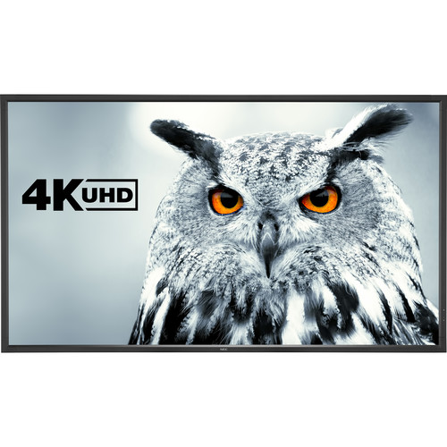 NEC ThinkHub Premium 4K Solution with X841UHD-2 Monitor