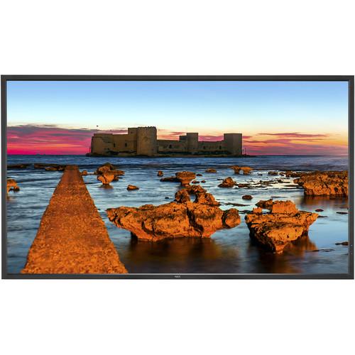 "NEC 84"" 4K LED Backlit Large Format Display with Integrated Tuner"