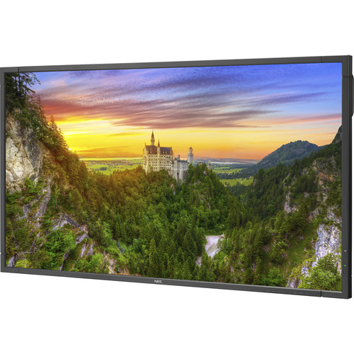 "NEC MultiSync X981UHD-2 98"" Professional UHD Large Format Display"