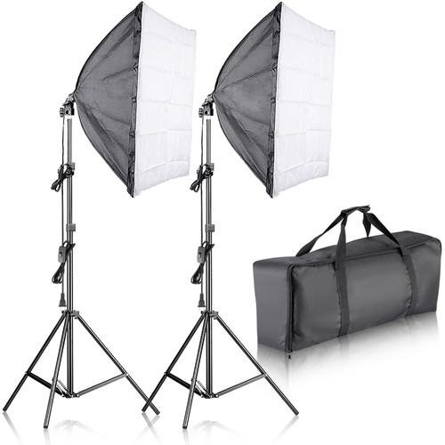 Neewer 700W Photography Softbox Lighting Kit