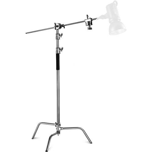 Neewer Pro Metal C-Stand Kit (10')