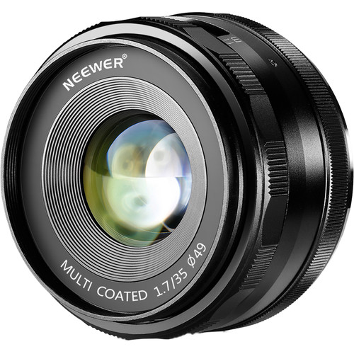 Neewer 35mm f/1.7 Lens for Sony E