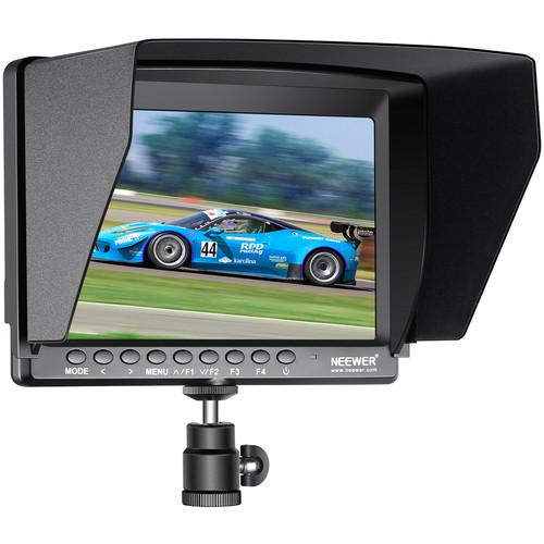 "Neewer F100 7"" 4K HDMI On-Camera Monitor"
