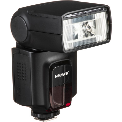 "Neewer TT560 Manual Flash with 4 x 5"" Softbox and Shutter Release Remote Kit"