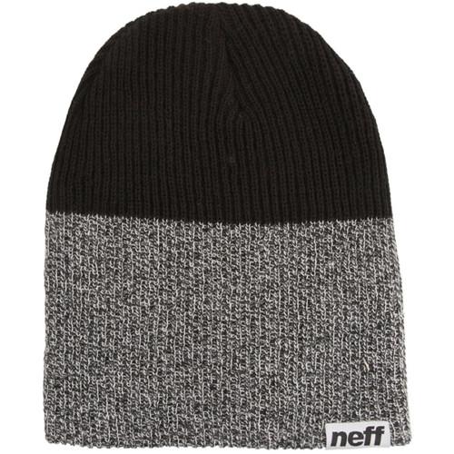 Neff Duo Beanie (Black Heather/Black)