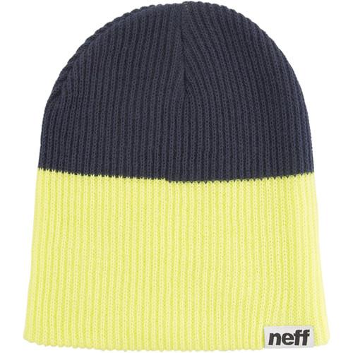 Neff Duo Beanie (Lime/Navy)