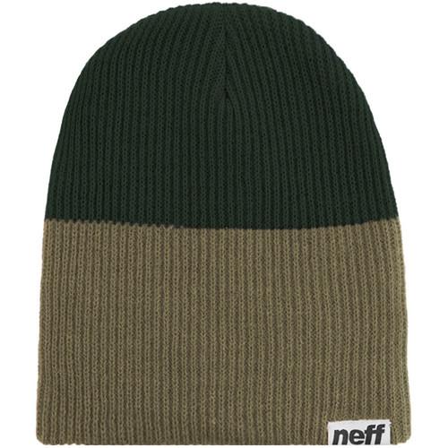 Neff Duo Beanie (Stucco/Military)
