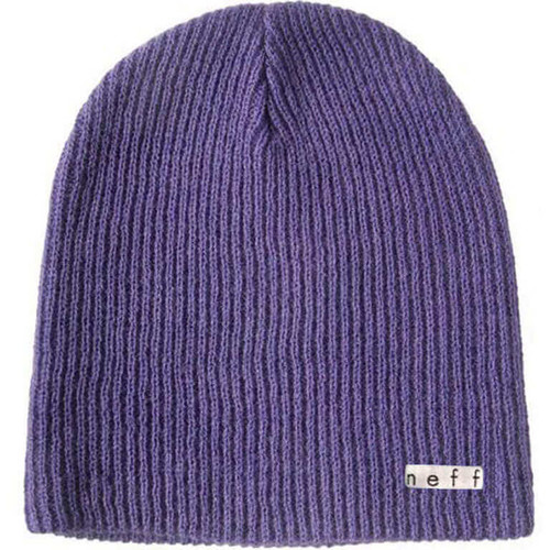 Neff Daily Beanie (Dark Purple)