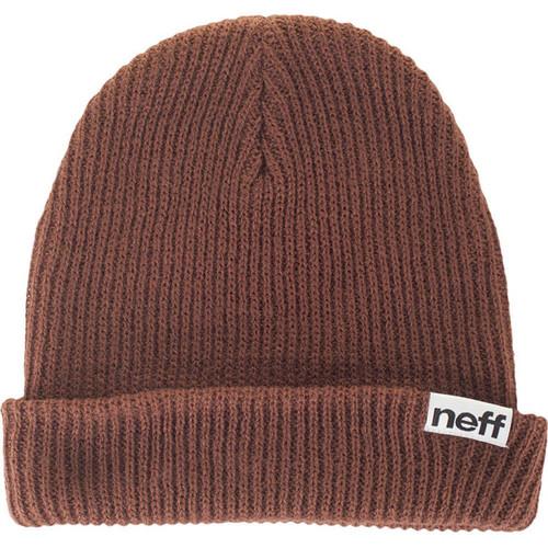 Neff Fold Beanie (Brown)