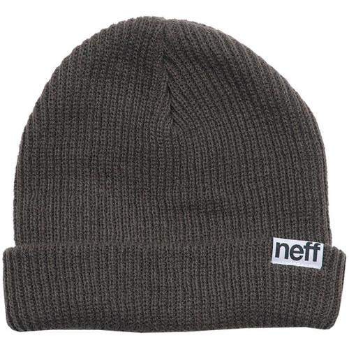 Neff Fold Beanie (Charcoal)