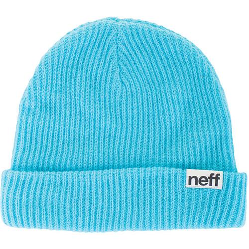 Neff Fold Beanie (Cyan)