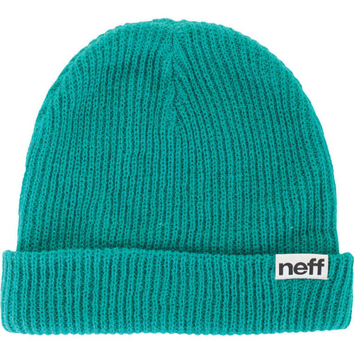 Neff Fold Beanie (Dark Teal)