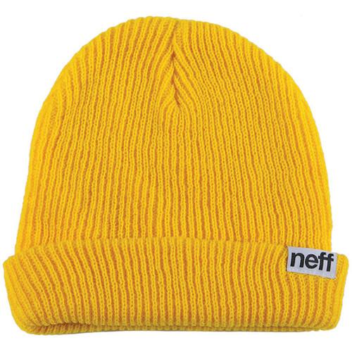 Neff Fold Beanie (Goldenrod)