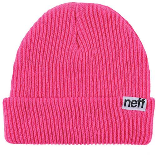 Neff Fold Beanie (Magenta)