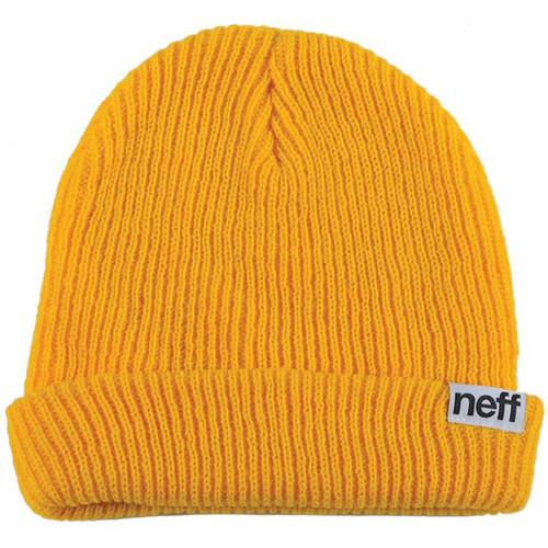 Neff Fold Beanie (Mustard)