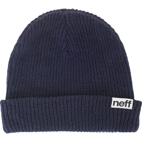 Neff Fold Beanie (Navy)